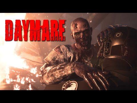 Daymare - 1998 Прохождение с комментариями на русском. (Стрим) Часть 4