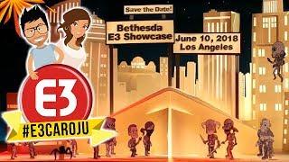 #E3CAROJU : Intégralité de la conférence BETHESDA ! - dooclip.me