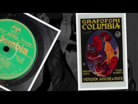 Polish 78rpm recordings, 1929. COLUMBIA 118363-F. Zaprosiny / Dobronocka. Wesele krakowskie, cz. 1,2