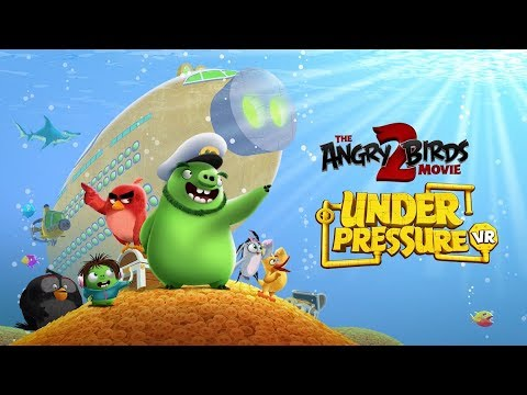 The Angry Birds Movie 2 VR: Under Pressure - Official Gameplay Trailer | PS VR thumbnail