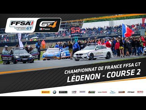Championnat de France FFSA GT – Lédenon GT Series – Course 2
