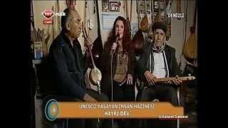 """HAYRİ DEV - UNESCO """"YAŞAYAN İNSAN HAZİNESİ"""" TRT MÜZİK TV."""