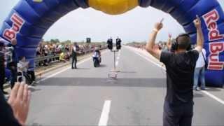 preview picture of video 'Motorijada Slavonski Brod 2013 trka ubrzanja'