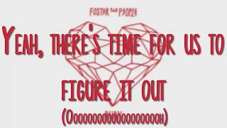 Foster The People   Ruby (Instrumental With Lyrics)