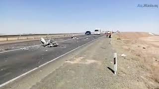 ДТП на трассе: двое погибли и двое в больнице