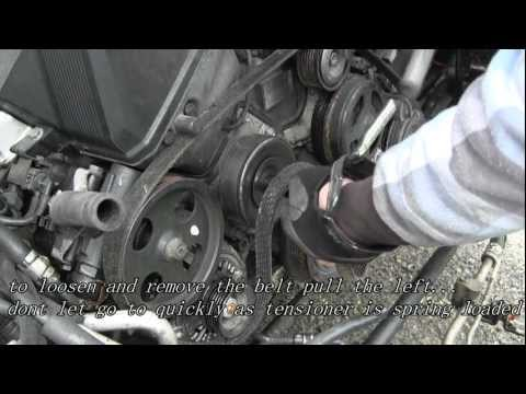 How To Change Your Serpentine Belt Action News Abc Action News