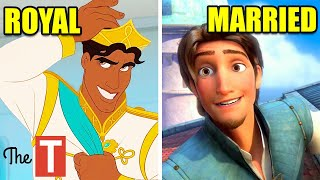 Disney Princes Who Were Born Royal Vs. Marrying Into Royalty