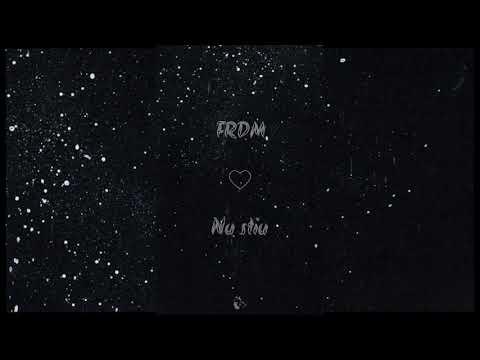 FRDM - Nu stiu (JONY - Аллея | COVER in romana)