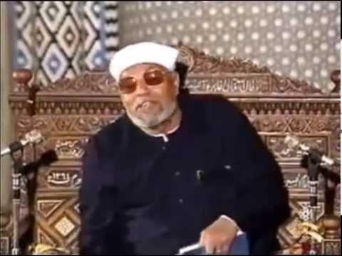 الشيخ الشعراوى وقصة النملة مع سيدنا سليمان