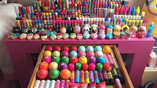 *Updated* *Organized* Lip Balm Collection #2!