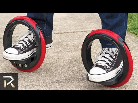 10 Strange Methods of Transportation Coming in 2017
