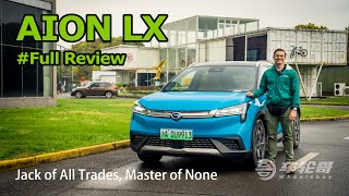 """The AION LX Proves """"Good"""" Isn't Good Enough In The Chinese EV Market"""