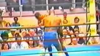 ВСЕ БОИ  Майк Тайсон !!! (22 бой из 67) 1986г