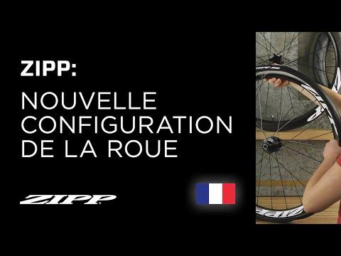 ZIPP: Nouvelle Configuration De La Roue