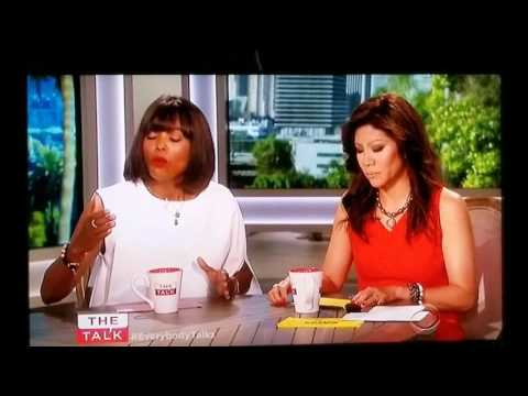 Clip of Sheryl Underwood speaking the truth on the Talk