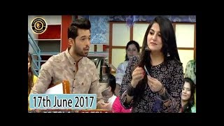Jeeto Pakistan - 17th June 2017 -  Fahad Mustafa - Top Pakistani Show
