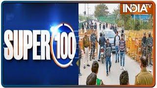 News 100 Nonstop   February 22 2020 (IndiaTV News)