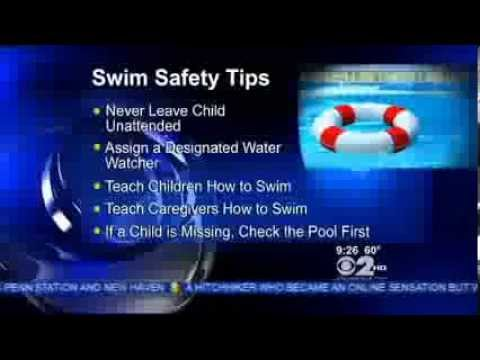 Some Tips On Swimming Safety For Kids, Backyard Pool