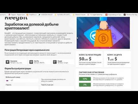 ReegBit четыре проекта одного мошенника