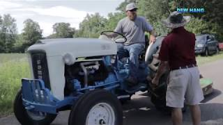 How to Drive a Tractor and Use a Bush-Hog
