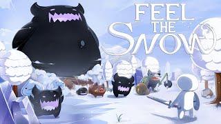 Прохождение Feel The Snow #1 + ссылка на скачивание игры