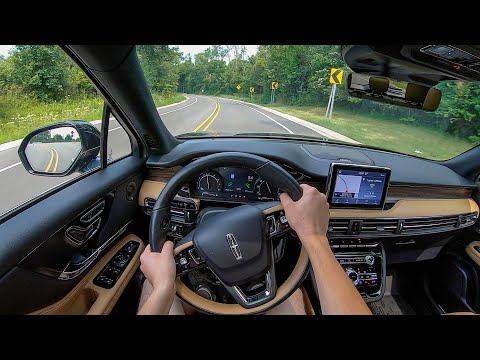 2020 Lincoln Corsair Reserve AWD - POV Test Drive (Binaural Audio)