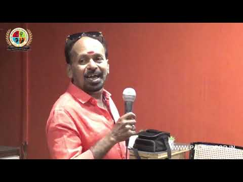 PALME DEOR FILM & MEDIA COLLEGE   DAILY ACTIVITIES: GUEST FACULTY SESSION  (20SEP2019 – PART-17)