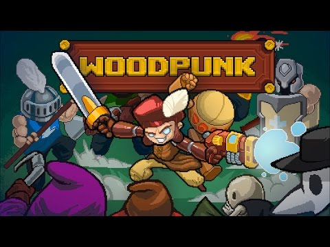 WOODPUNK | Reveal Trailer (PRE-ALPHA) thumbnail