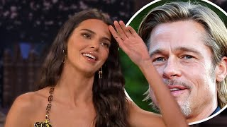 Brad Pitt Being Thirsted Over By Female Celebrities (Jennifer Lawrence, Margot Robbie +)