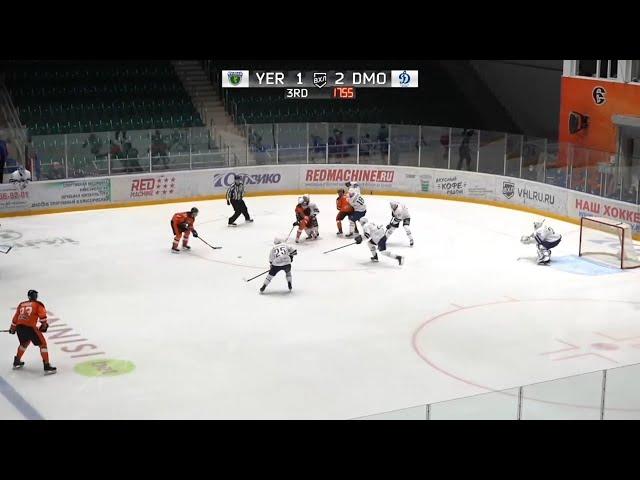 2:3 «Ермак» уступил в домашнем матче подмосковному «Динамо»