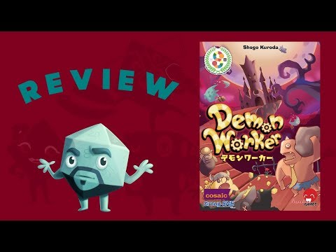Demon Worker Review - with Zee Garcia