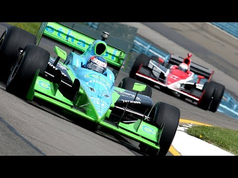 2008 Camping World IndyCar Grand Prix at the Glen