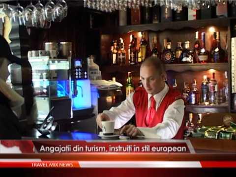 Angajaţii din turism, instruiţi în stil european