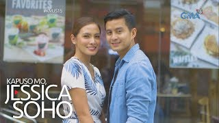 Aired (November 24, 2019): Paano nakapagpundar ng sarili nilang condo, mga mamamahaling sasakyan at negosyo ang magkasintahang millennials na sina Arny at Frank? Guys, ito 'yung totoong SANA ALL. Hindi ka lang kikiligin, mai-inspire ka pa!   'Kapuso Mo, Jessica Soho' is GMA Network's highest-rating magazine show. Hosted by the country's most awarded broadcast journalist Jessica Soho, it features stories on food, urban legends, trends, and pop culture. 'KMJS' airs every Sunday, 8:40 PM on GMA Network.  Subscribe to youtube.com/gmapublicaffairs for our full episodes. #KapusoMoJessicaSoho #KMJS15  GMA promotes healthy debate and conversation online.  Any abusive language that does not facilitate productive discourse will be blocked from this post.      GMA upholds ethical standards of fairness, objectivity, accuracy, transparency, balance, and independence.   Walang Kinikilingan, Walang Pinoprotektahan, Serbisyong totoo lamang.   Subscribe to the GMA Public Affairs channel: https://www.youtube.com/user/gmapublicaffairs  Visit the GMA News and Public Affairs Portal: http://www.gmanews.tv  Connect with us on: Facebook: http://www.facebook.com/gmapublicaffairs/ Twitter: http://www.twitter.com/gma_pa