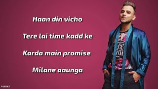 She Don't Know (Lyrics) - Millind Gaba | Romantic Song 2019