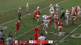 Full football game: NFA 41, East Lyme 26