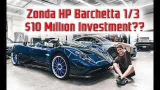 Has Pagani Lost It? 5 Minutes With The $10+ Million Pagani Zonda HP Barchetta