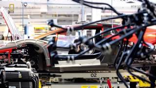 Lamborghini Aventador Making Edited