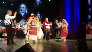 """""""60 vite Histori""""- Ansambli Popullor, duartrokitjet e natës së parë të Koncertit Gala"""