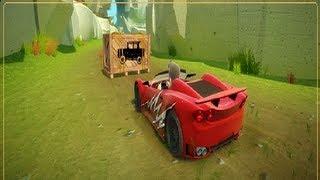Joy Ride Turbo - All Car Parts - Gold Rush Road