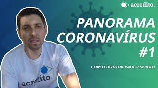 Panorama do coronavírus para maio e as eleições 2020