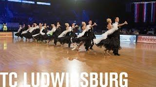 1 TC Ludwigsburg, GER | 2017 World Formation Standard | The Final | DanceSport Total