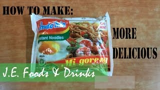 How To Make Indomie More Delicious
