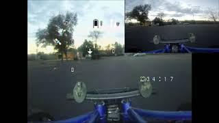 RunCam split 3 on baja 5t FPV rc car