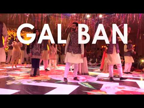 Gal Ban Gayi Wedding Dance Mp3