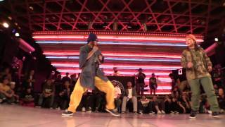 Yusei vs MIHO @ HIPHOP FOREVER JAPAN 2016 CALL-OUT BEST 6 BATTLE