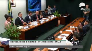 Direitos Humanos - Lançamento da Agenda de Segurança Pública e Direitos Humanos - None