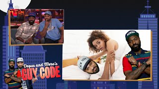 Guy Code With Desus Nice & The Kid Mero | WWHL