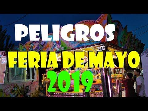 Fiestas de Peligros 2019 (Mayo, Las Mozuelas).