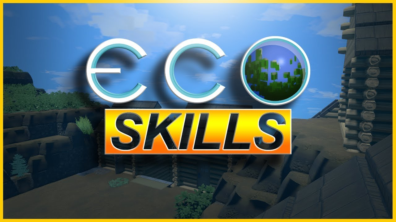 Eco Part 8 : Farming Skills!!